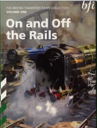 British Transport Films Collection Vol. 1: On and Off the Rails (261-mins)