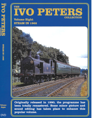 The Ivo Peters Collection Vol. 8 - Steam in 1962