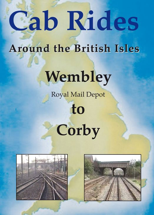 Cab Rides Around the British Isles: Wembley Royal Mail Depot to Corby