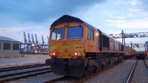 Cab Ride GBRF62: Peterborough to Felixstowe Port North Terminal (170-mins)