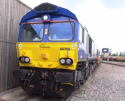 Cab Ride GBRF64: Wansford on the Nene Valley Line to Peterborough & Whitemoor Yard (March) (94-mins)