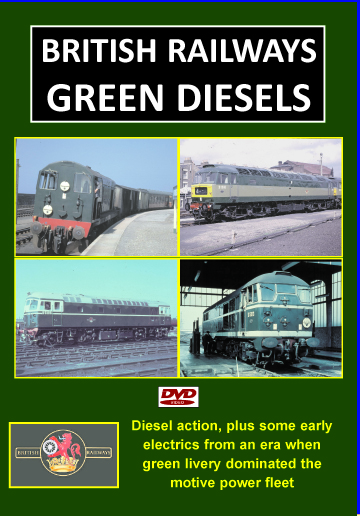 British Railways Green Diesels