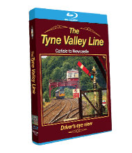 The Tyne Valley - Carlisle to Newcastle [Blu-ray]